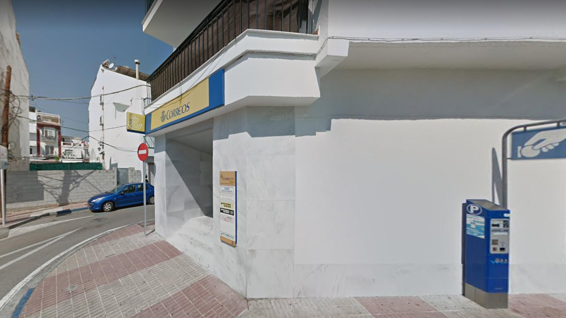 Correos desmiente a CCOO sobre la situación de la oficina en San Pedro Alcántara
