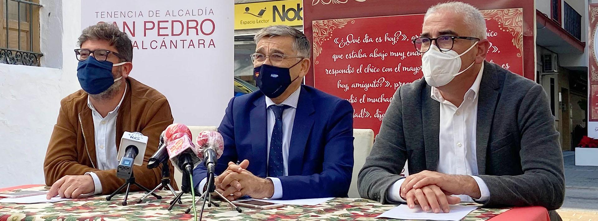San Pedro Alcántara estrena hoy su programación de Navidad