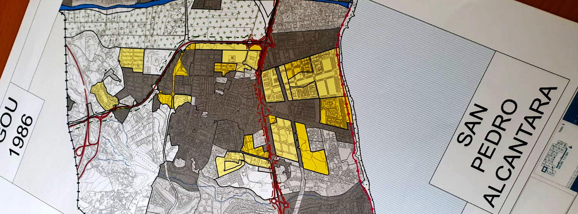 APYMESPA presenta al ayuntamiento sus propuestas para el nuevo PGOU