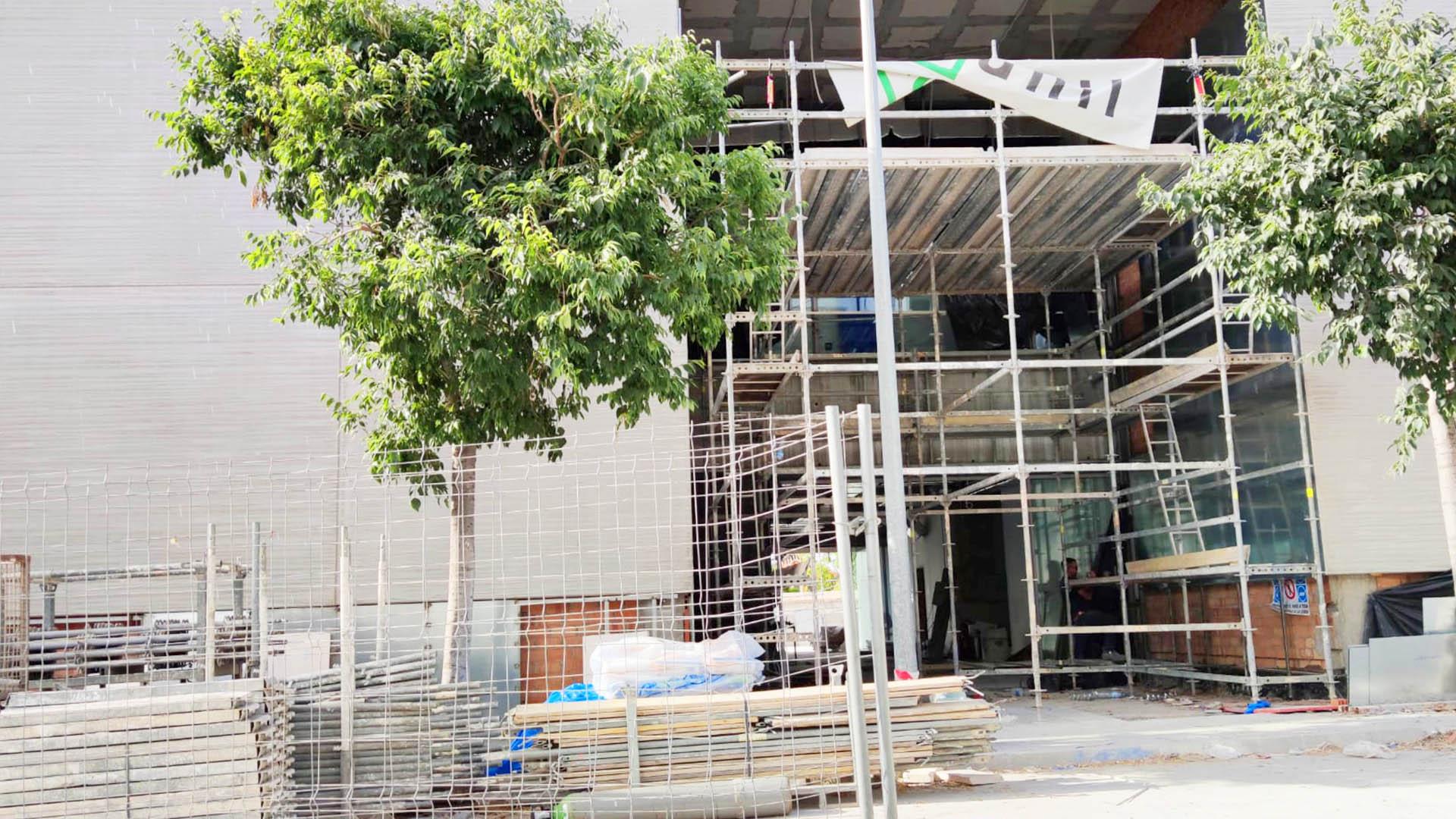 Unidas Podemos denuncia los retrasos en la construcción del Centro de Salud de San Pedro Alcántara