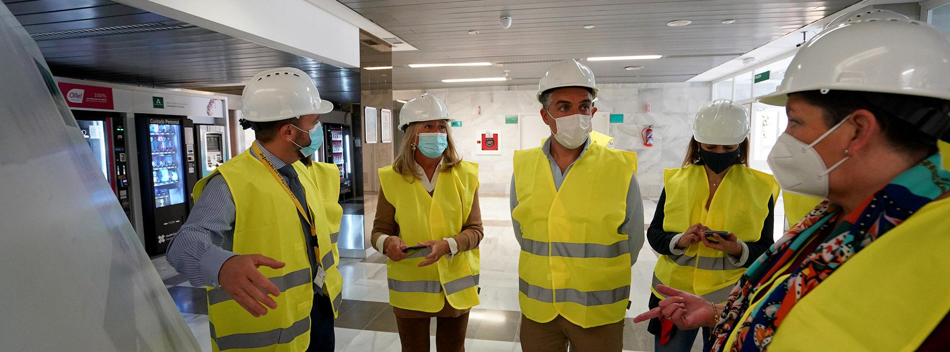 Según la alcaldesa, la ampliación del Hospital Costa del Sol tendrá una inversión de 75 millones de euros