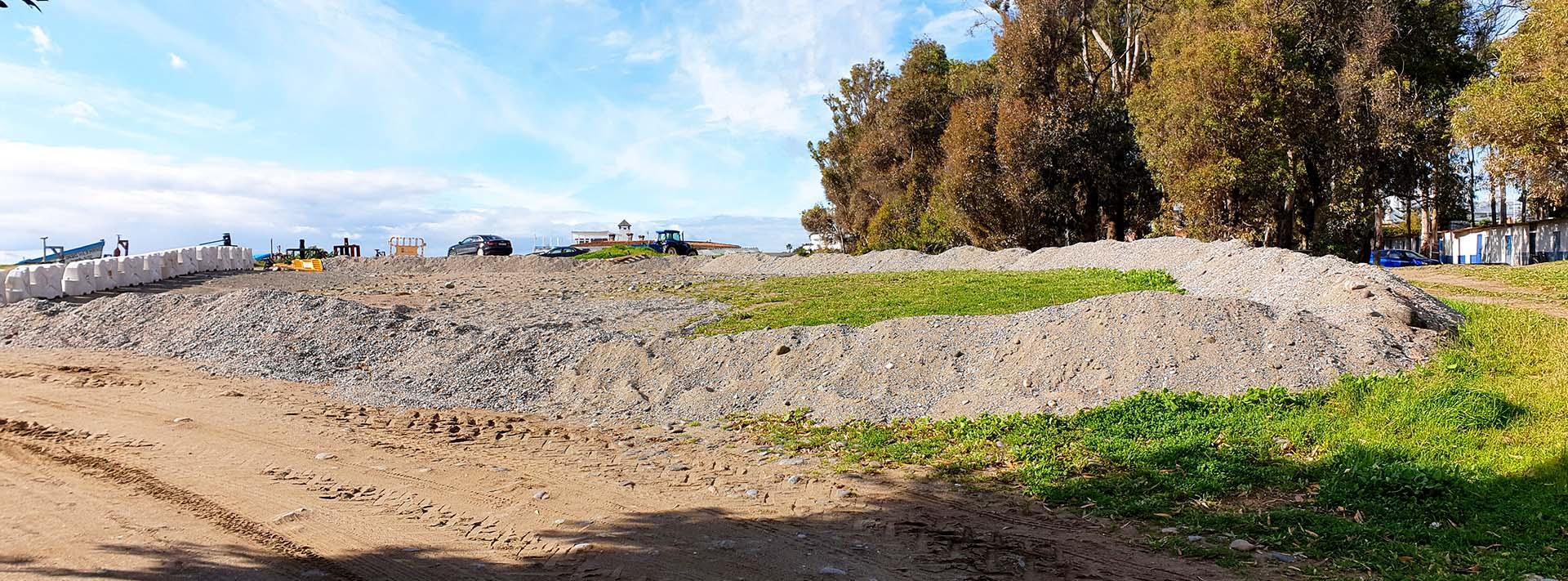Cilniana solicita ampliar la protección del yacimiento arqueológico de la Basílica Paleocristiana de Vega del Mar